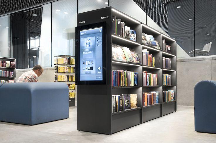 Et bibliotek i verdensklasse