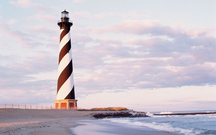 Cape Hatteras Lighthouse, NC - America's Most Beautiful Landmarks | Travel + Leisure