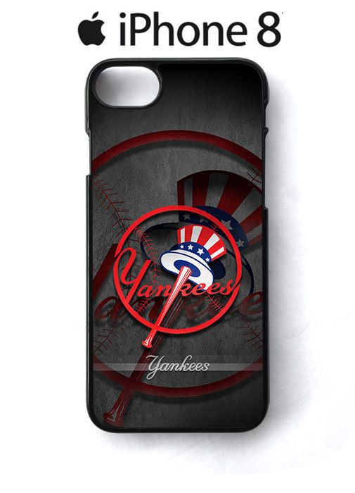 New York Yankees iPhone 8 Case Cover - Cases, Covers & Skins