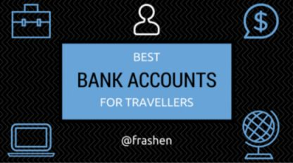 International bank accounts for travellers and entrepreneurs. Best bank accounts for Travellers 2017. Best UK bank account. Travel European Bank accounts.