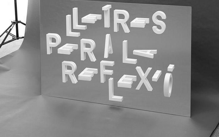 Reflexió on Behance