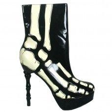 Victorian Boot - Xray. www.nixdungeon.co.nz