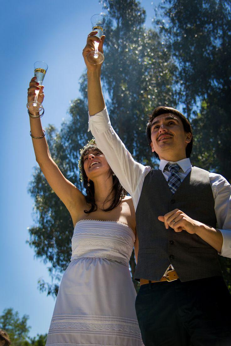 Matrimonio Miriam y Francisco