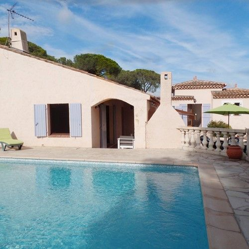 Valescure Golf Rental Villa And Pool