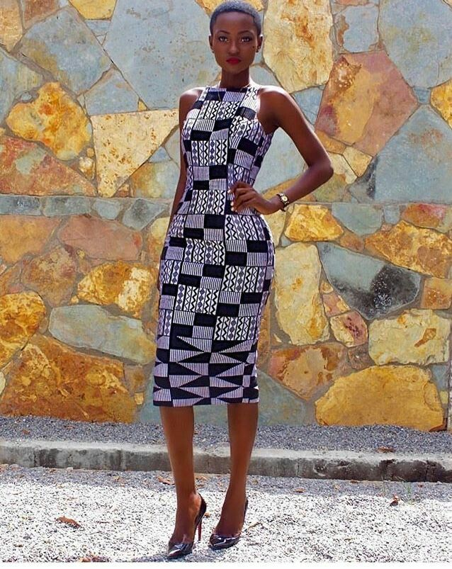 c9b48150213 Top 10 Ankara Dress Styles to Wear To The Office