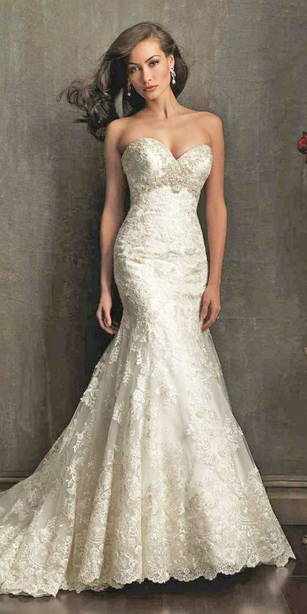 25  best ideas about Strapless sweetheart neckline on Pinterest ...