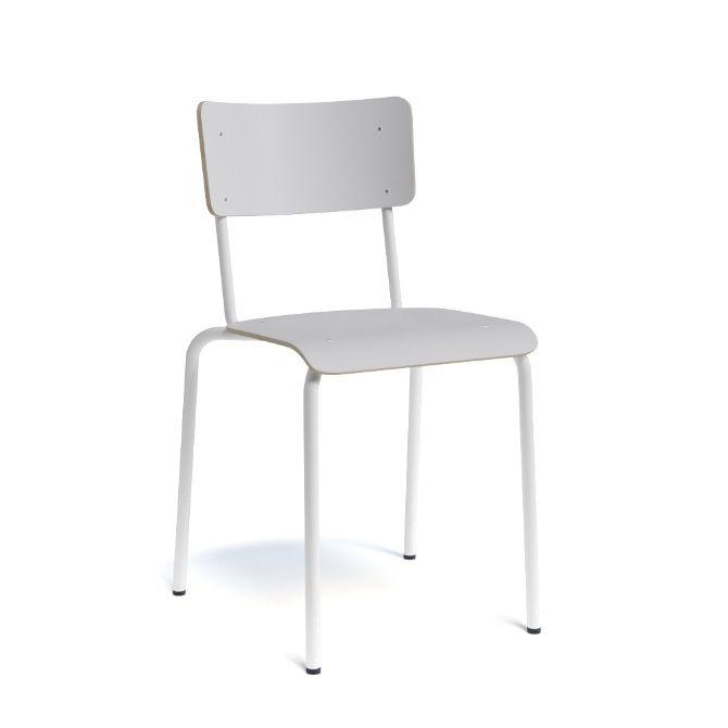 College Direct te koop, Stoelen, Collectie, Stoelen, Houten stoelen, Metaal, Stapelbaar, Perfecta kopen of bekijken? | Horecameubilair