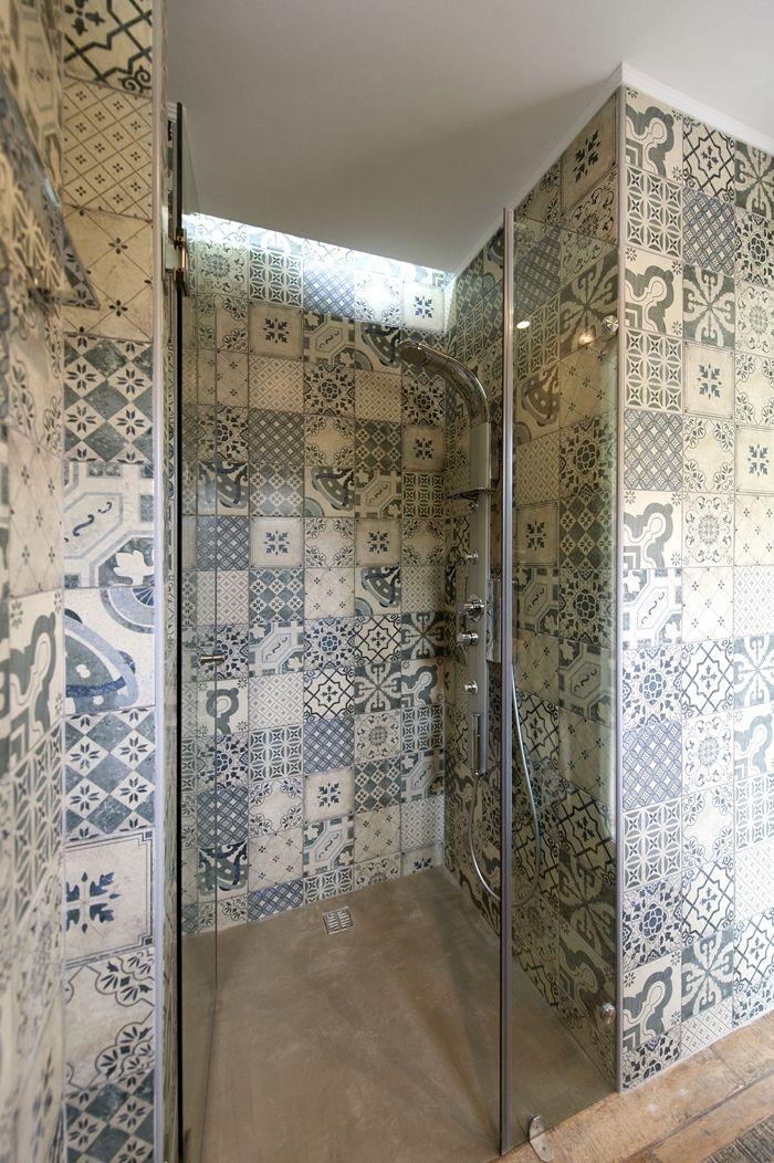 Thalassokipos Hotel - made in italy bathroom design - Le stanze da bagno del Thalassokipos Hotel - Sithonia, Grecia   Un blog sulla cultura dell'arredo bagno #azulejos #tiles