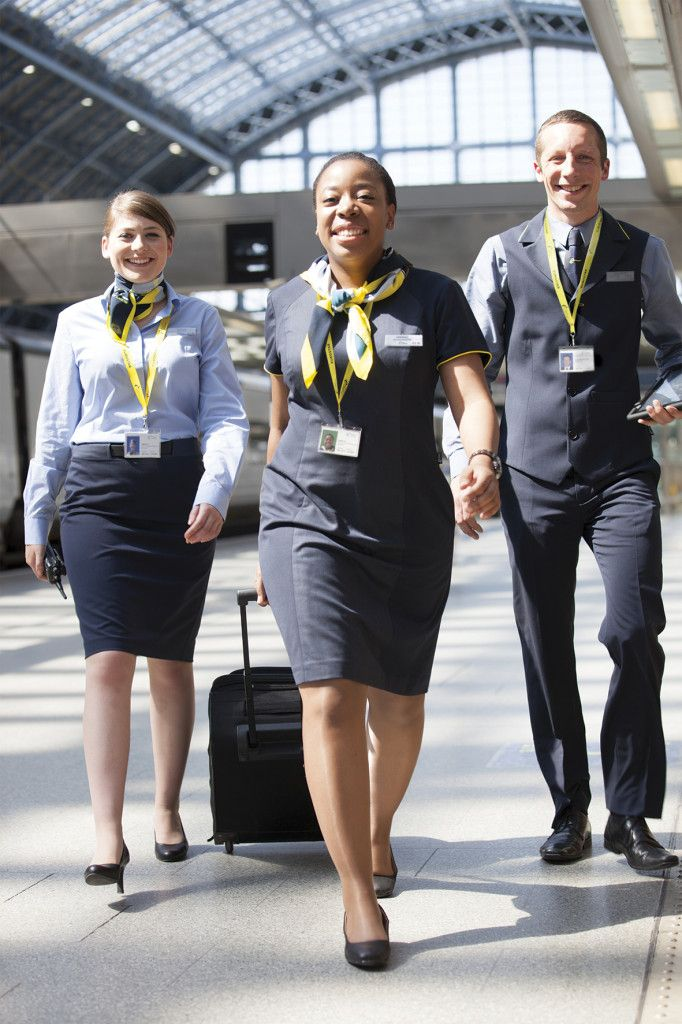 Eurostar New Uniforms   Acmfd New Uniform    Staff