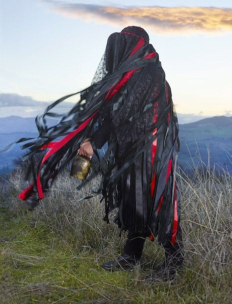 Astonishing pictures of 21st century pagan ritual garb from all over Europe   Dangerous Minds