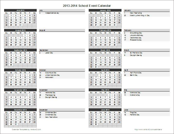 School Calendar Template-vertex42.com-calendars-school-calendar-2013-2014- click the download link- save as!