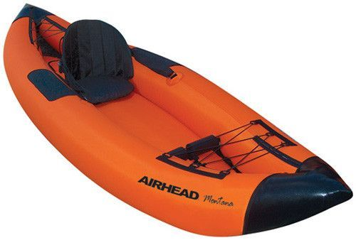Air Head AHTK-1 Performance Travel Kayak-1 Person