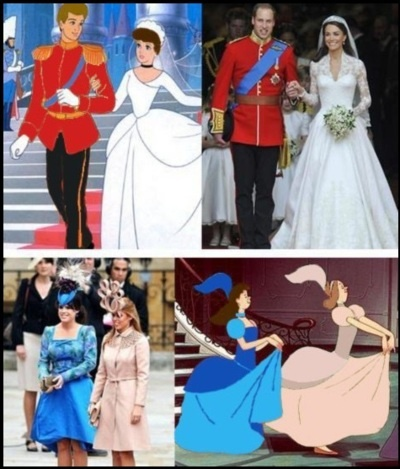 : Thoughts, Real Life, Kate Middleton, Too Funny, Cinderella Wedding, Royals Wedding, Prince Charms, Fairies Tales, Disney Movie