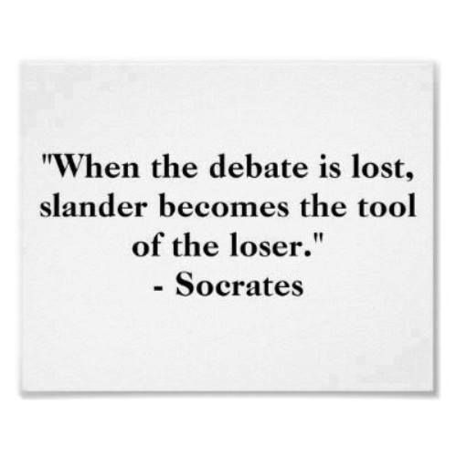 Quote Socrates....intersesting take on this...in thinking..this is so true.