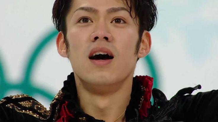 Daisuke Takahashi (JPN) / Men's SP / 2010 Winter Olympics (1080p)