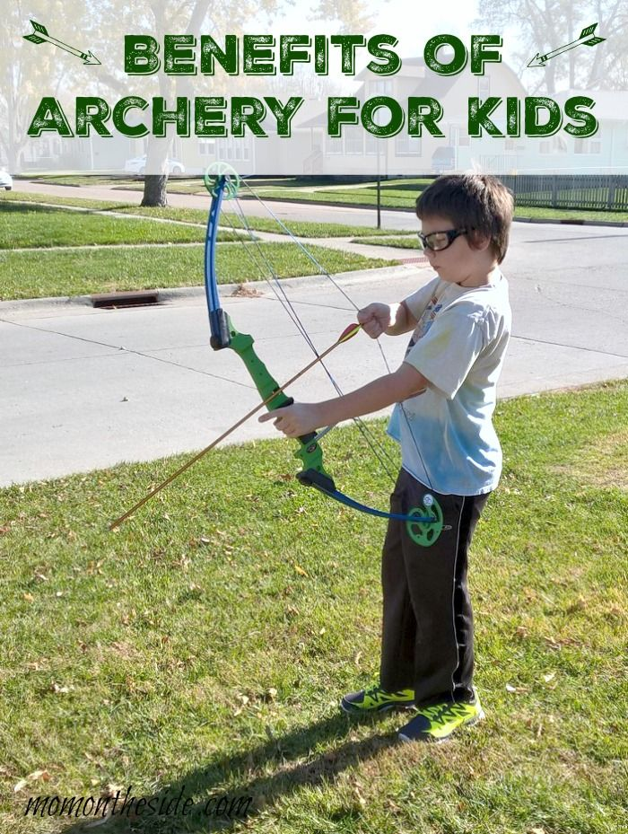 Benefits of archery for kids and the perfect introductory compound bow