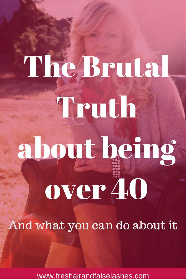 Your Over 40 Expert; The most truth you will ever read about being over 40.