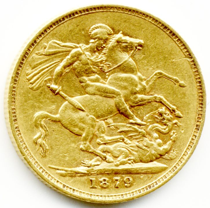 Extremely Rare, Coins for sale in London, 1879 United Kingdom, London Mint, Full Gold Sovereign, Gold Sovereign, Gold coins, Gold Sovereigns For Sale, Half Sovereigns For Sale, Where to sell coins, Sell your coins,  Gold Coins For Sale in London, Quality Gold Coins, Where to buy gold coins, Roman I, Charles I, William IV, Adrian Gorka Bond, 1stsovereign.co.uk