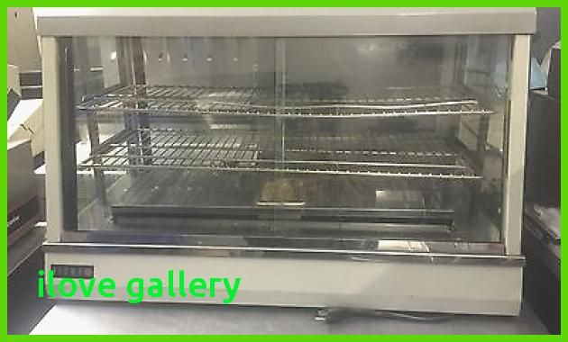 Countertop Food Warmer Display Case