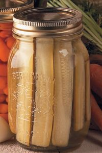 Sweet Icicle Fermented Pickles