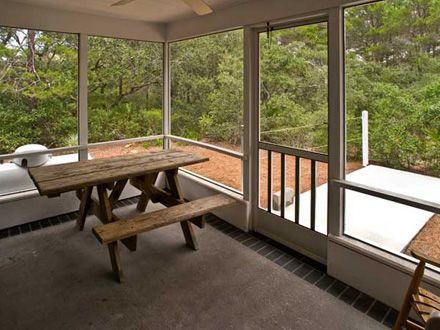 Cabin Rental Grayton Beach State Park