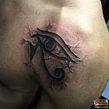 Image result for ojo de horus tatuaje