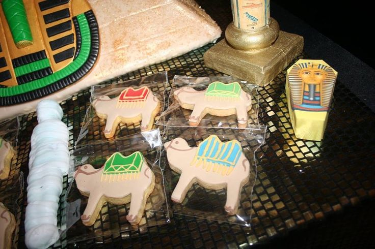 Cookies egyptian party