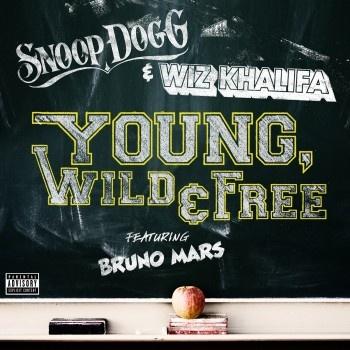 Snoop Dogg / Wiz Khalifa / Bruno Mars - Young, wild & free #7feb18feb