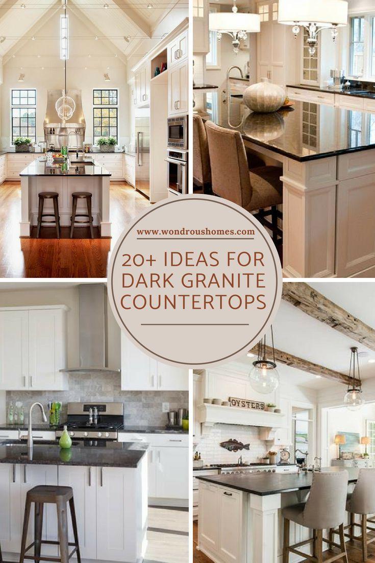 Entdecke Uber 20 Ideen Fur Arbeitsplatten Aus Dunklem Granit Granite Countertops Kitchens Arbeitsplatten Aus Counte Dunkler Granit Arbeitsplatte Granit
