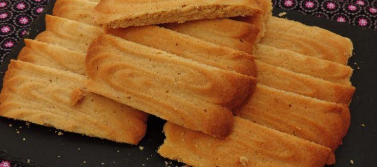 De sprits, een lekker bros koekje | Lekker Tafelen