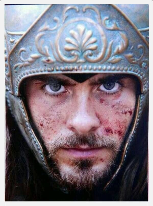 Jared Leto as Hephaistion
