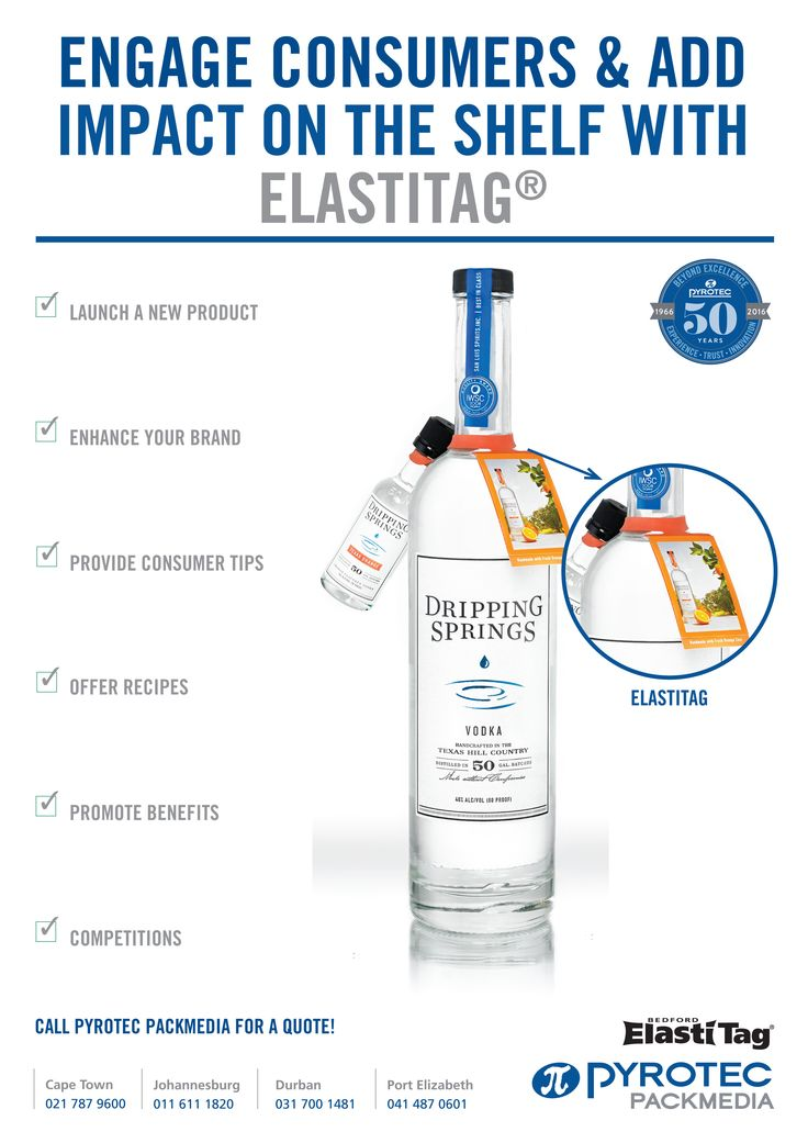 Engage consumers & add impact on the shelf with ElastiTag