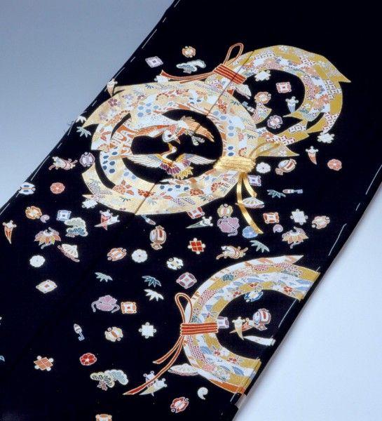 京友禅 | 伝統的工芸品 | 伝統工芸 青山スクエア