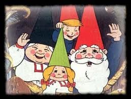 I loved David the Gnome when I was a kid and no one remembers it!