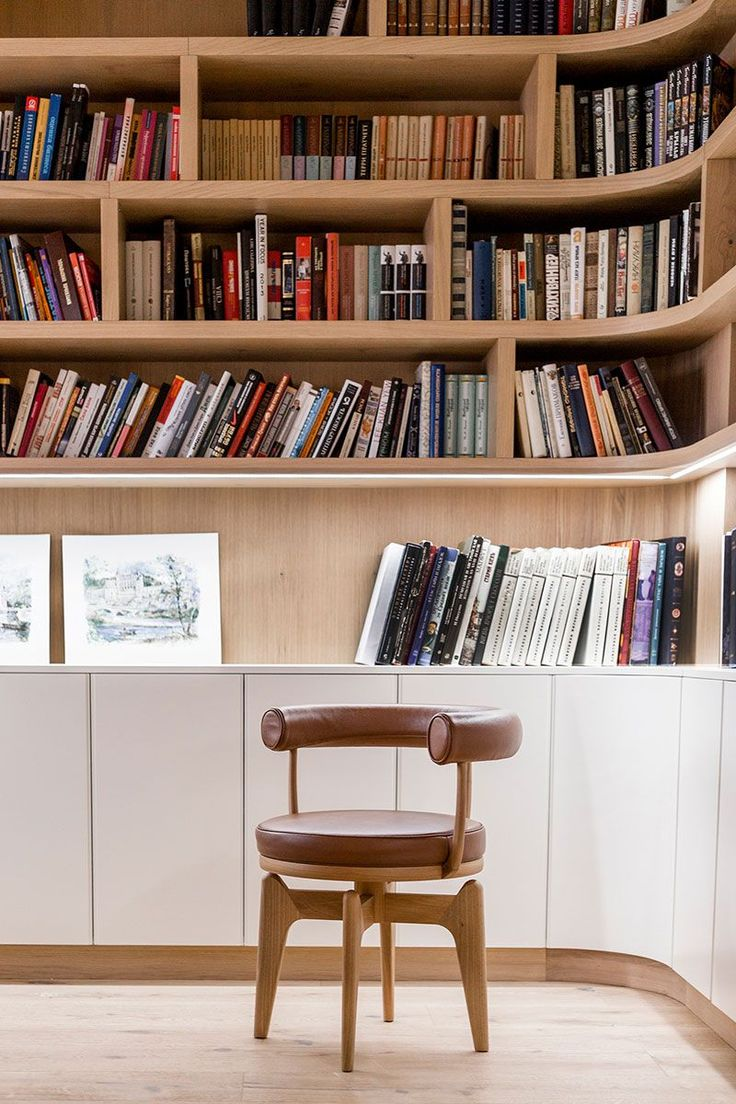 Home Library Loft: Pin By Izabell Wilk On Loft