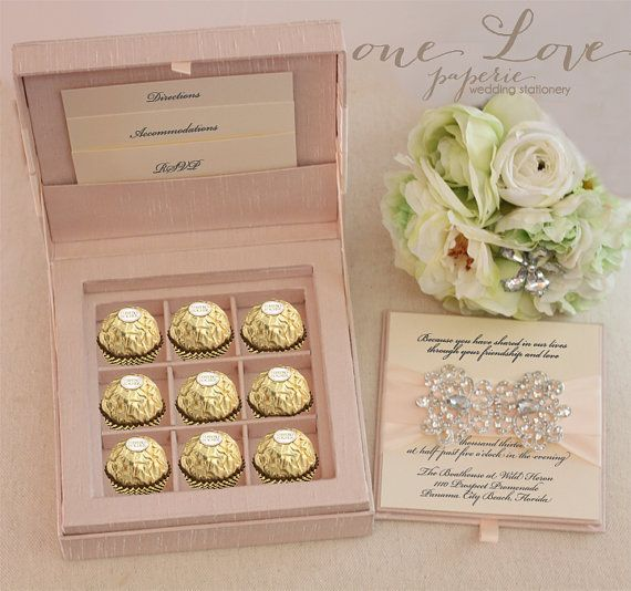 Chocolate Themed Wedding Brown Invitations Stay At Home Mum Cards In 2018 Pinterest And