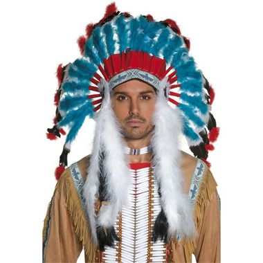 """Authentic Western Indian Headdress font-weight: bold;"""">"""