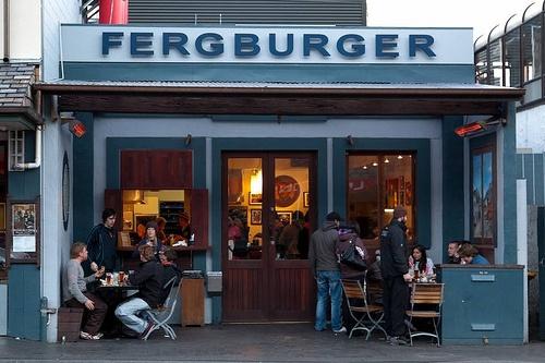 Fergburger - Queenstown, New Zealand