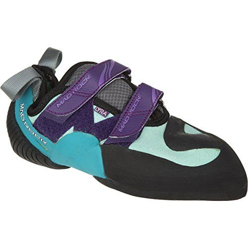Mad Rock Lyra Climbing Shoe - Women's Teal   Violet 9 Find out more about the great product at the image link.