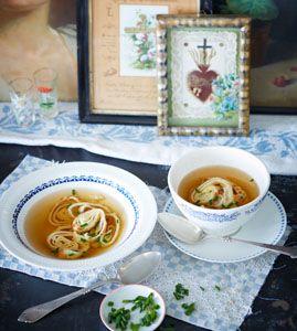 Frittatensuppe - Rezepte - [LIVING AT HOME]