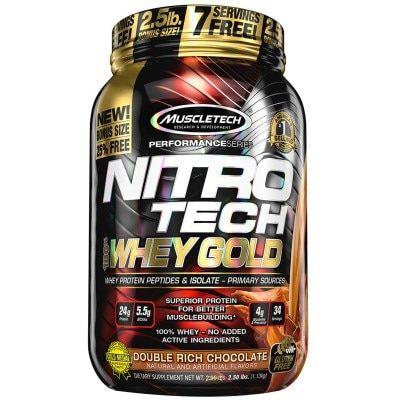 https://www.iherb.com/pr/Muscletech-Nitro-Tech-100-Whey-Gold-Double-Rich-Chocolate-2-50-lbs-1-13-kg/70423/?rcode=PVT821 #whey #gold #nitro #tech #muscletech