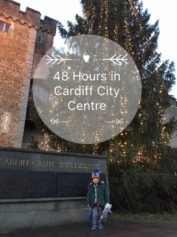 48 hours in Cardiff City Centre with a toddler. Come explore this charming historical city with us and see our family friendly recommendations.