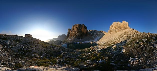 Rifugio Cavazza al Pisciadù (2585 m)