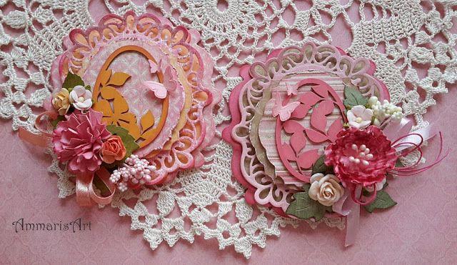 Ammaris Art: Z motylkami / With butterflies