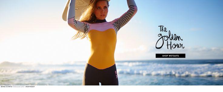 Womens Surf Gear & Accessories   Roxy