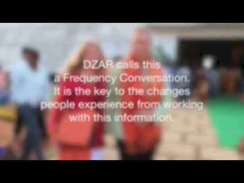 Who is DZAR: Meeting a channeled Energy