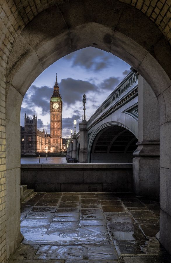 500px / Westminster Archway by Jonathan Aves