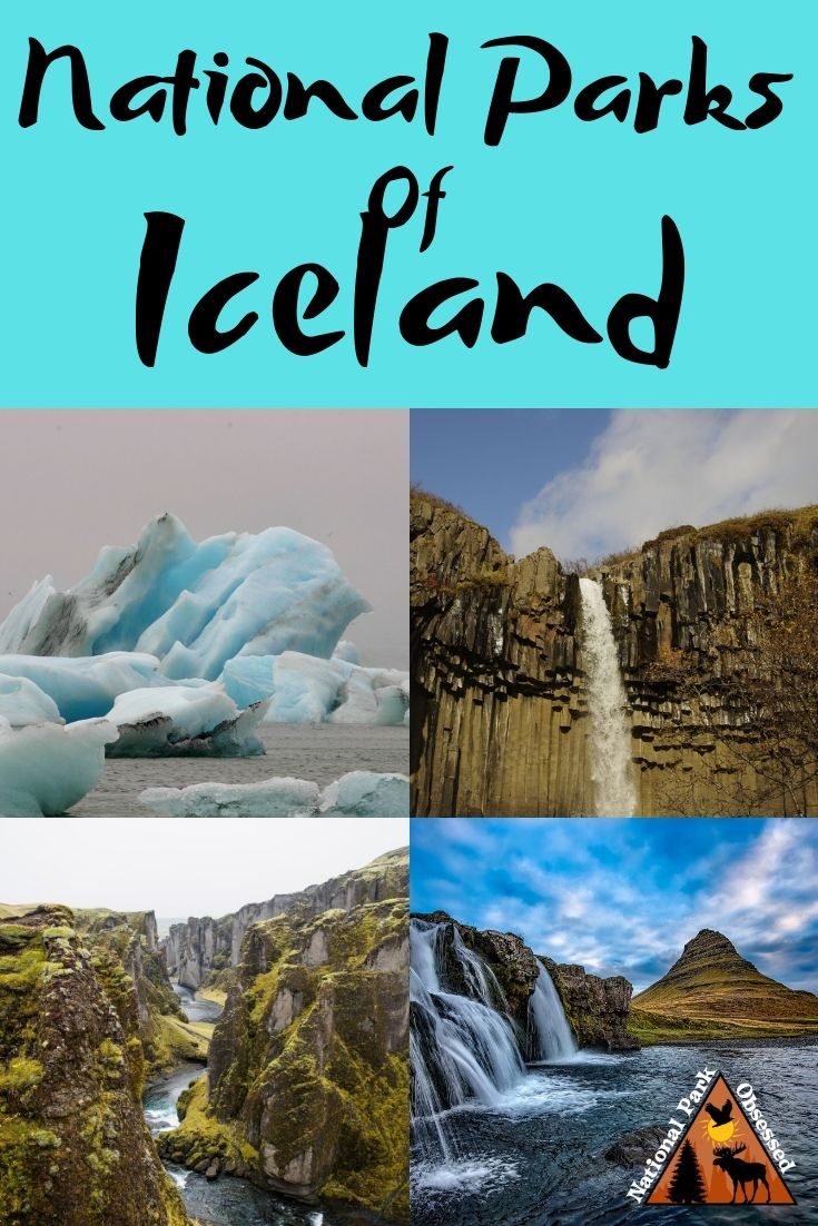 National Parks of Iceland