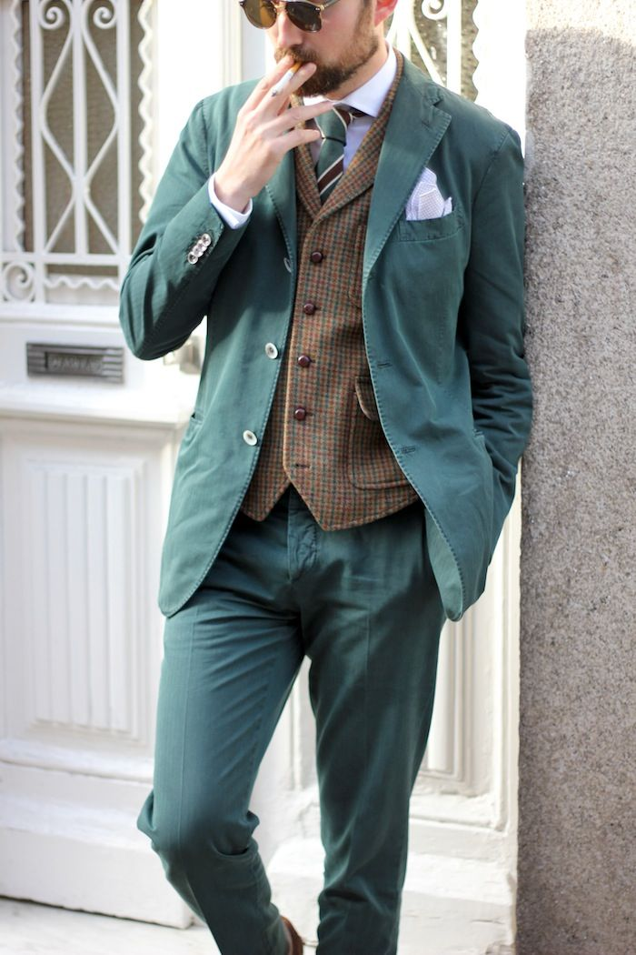 21 best Clothing images on Pinterest | Costumes for men, Dress suits ...