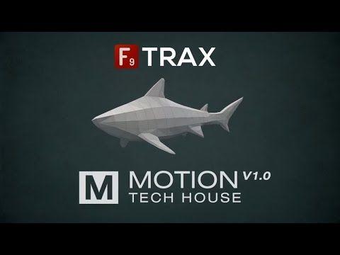 F9 TRAX Motion : Tech House V1.0 – F9 Audio   Royalty Free loops   Wav Samples   Apple Loops   Synth Presets   Free DAW Tutorials